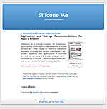 Silicone Me - Web Blog